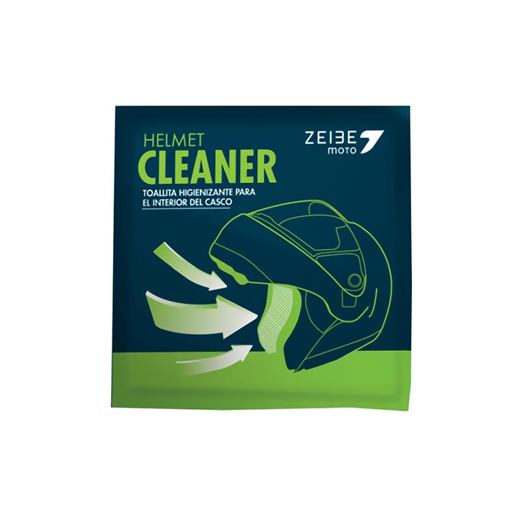 セイベ ヘルメット クリーナー シートタイプ 8個 | ZEIBE HELMET CLEANER ZEIBE-HC