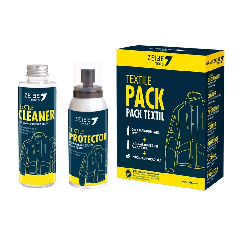 セイベ テキスタイル クリーナー + プロテクター パック | ZEIBE Textile cleaner + Textile protector Pack ZEIBE-SET7